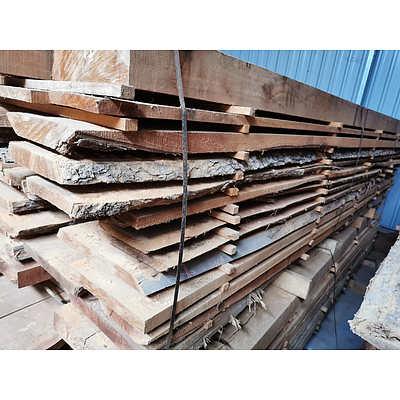 Australian Red Cedar Hardwood Timber - 1.40 Cubic Metres