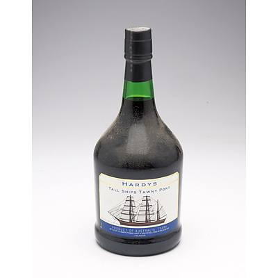 Hardys Tall Ships Tawny Port 750ml