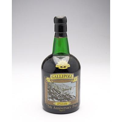 Gallipoli 75th Anniversary Port 750ml