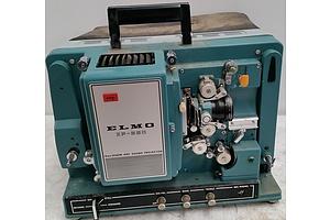 Elmo XP-350 16mm ARC Sound Movie Projector