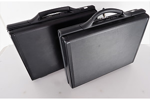 Two Samsonite Security Briefcases (2)