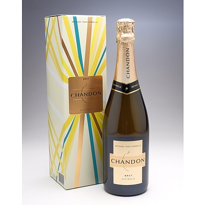 Chandon Methode Traditionnelle Brut - 750ml in Presentation Box