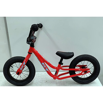 GT Vamoose Balance Bike 12 Inch Red (2019)