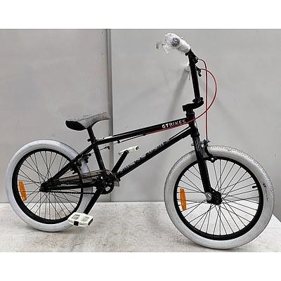 GT Performer Single Speed BMX Bike