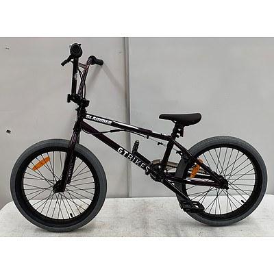 GT Slammer  Single Speed BMX Bike