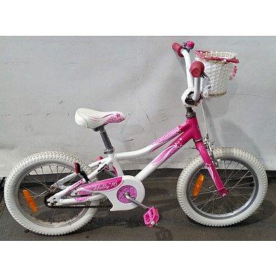 Giant Single Speed Girls Bike