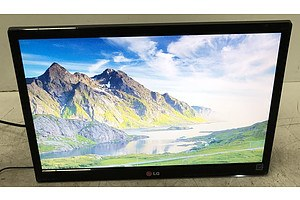 LG (19M35D-B) 19-Inch Widescreen LCD Monitor