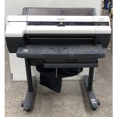 Canon ImagePROGRAF iPF600 Wide Format Printer
