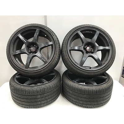 19 Inch Lenso Project D Rims
