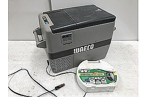 Waeco Coolfreeze CF-32UP Cooler and Snow Chains