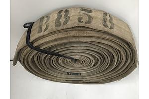 1970 Fire Hose