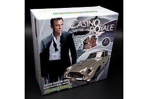 Scalextric, Aston Martin DB5, James Bond Casino Royale, 4053/5000, 1:32 Scale Model