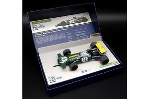 Scalextric, 1969 Brabham B1026A-3 Jacky Ickx, 1965/4000, 1:32 Scale Model
