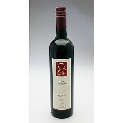 Langhorne Creek David Owen 'The Advocate' 2005 Red