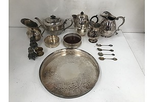 Collection of EPNS and Other Silver Plate