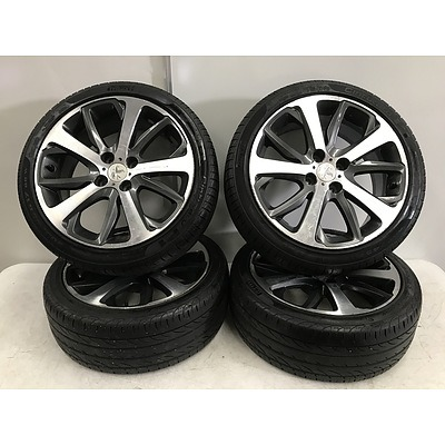 17 Inch Peugeot Wheels and Tyres