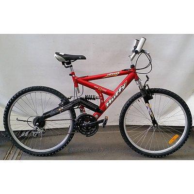 Huffy Heliax 21 Speed Mountain Bike