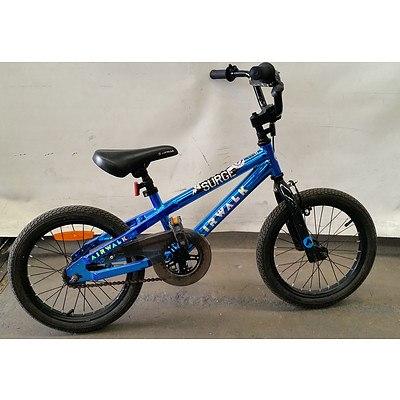 Air Walk Surge Single Speed BMX Bike