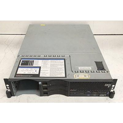 IBM eServer xSeries 346 Dual Xeon 3.00GHz CPU 2 RU Server