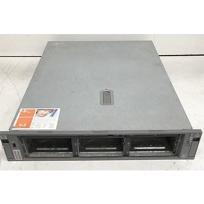 HP ProLiant DL385 Dual AMD Opteron 2.40GHz CPU 2 RU Server