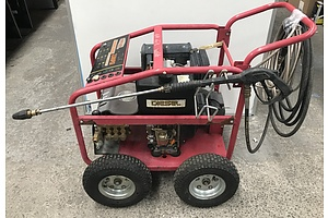 Toolex 3500 PSI Diesel High Pressure Cleaner