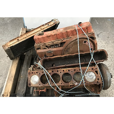 Holden 186 and 202 Engines