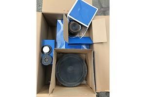 Philips High Fidelity Speaker Kit