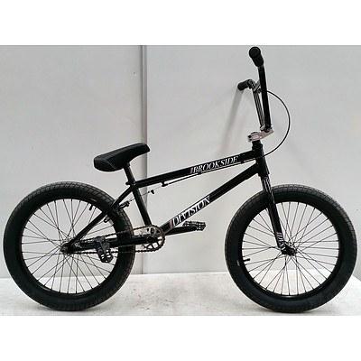 2020 Division Brookside Single Speed BMX Bike