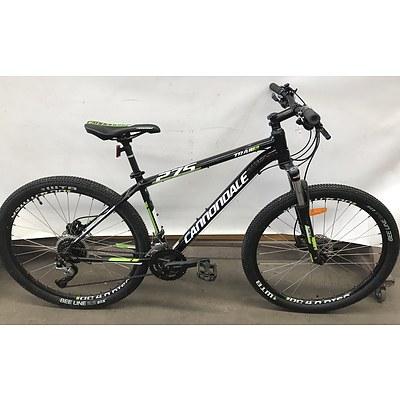 Cannondale Trail5 Mountain Bike
