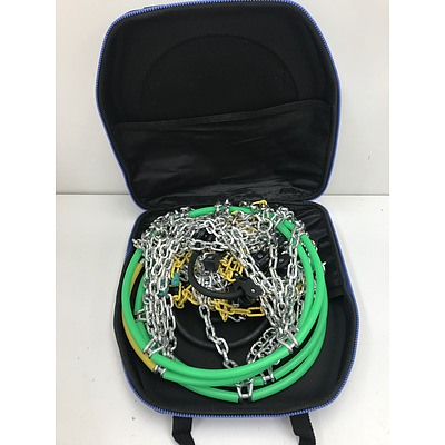 Autotecnica Self Tensioning Snow Chains