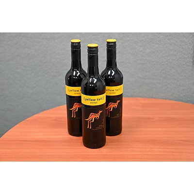 Casella Yellow Tail Shiraz - 3 Bottles