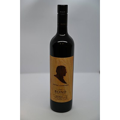 Peter Lehman 'The Bond' Shiraz 2017 - 3 Bottles   I