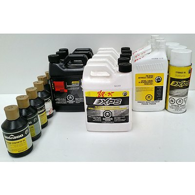 Bulk Lot Of Assorted Coolants And Oils - Brand New