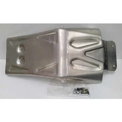 Can-Am 715000926 ATV Front Aluminum Skid Plate  -Brand New- RRP- $150
