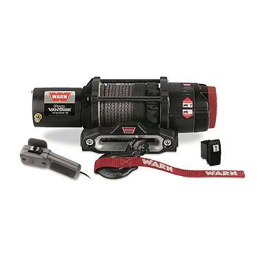 OEM Can-Am BRP Defender Maverick SxS ATV Warn Provantage 4500 Winch & Remote Kit -Brand New- RRP $476.99
