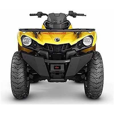 Can-Am OEM Outlander L and L Max G2L EXTREME FRONT BUMPER KIT - Brand New-RRP-$224.85