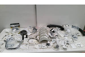 Bulk Lot Of Assorted Motorcycle Parts And Accessories - Brand New