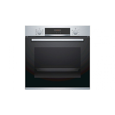 Bosch HBA574BS0A Series 4 71L Pyrolytic Built-in Electric Oven - Brand New - RRP $1100.00