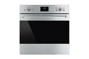 Smeg SFA579X2 60cm Thermoseal Multifunction Electric Wall Oven - Brand New - RRP $1520.00