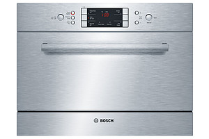 Bosch SKE53M05AU 60cm Stainless Steel Series 6 Built-in Modular Dishwasher - Brand New - RRP $850.00