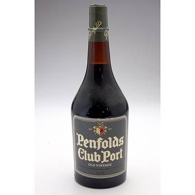 Penfolds Club Port Old Vintage- 750ml