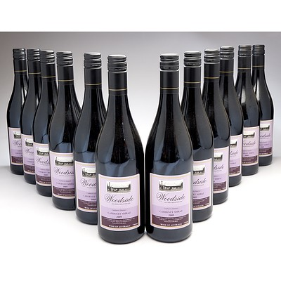 Woodside Murrumbateman Canberra District 2009 Cabernet Shiraz - Case of 12