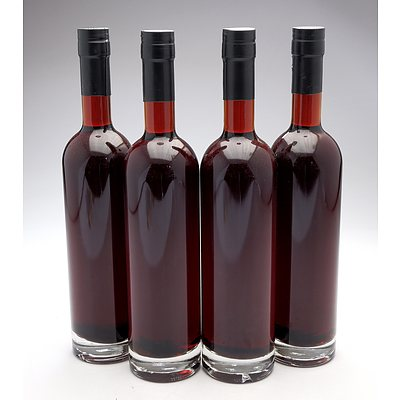 Pfeiffer Wines Anniversary Tawny 500 ml - Lot of Four Bottles (4)