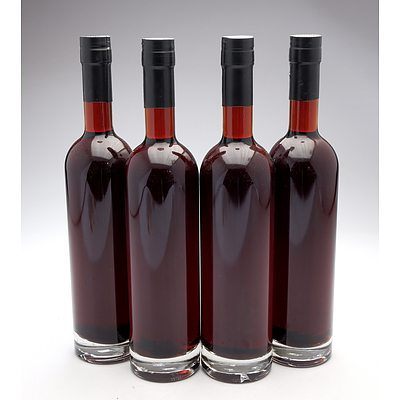 Pfeiffer Wines Anniversary Tawny 500 ml - Lot of Four Bottles (4)