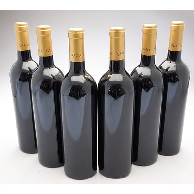 Narkoojee Vineyards Cleanskin Red Wine - Case of Six Bottles