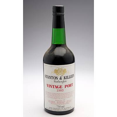 Stanton & Killeen Rutherglen 1983 Vintage Port - 750ml