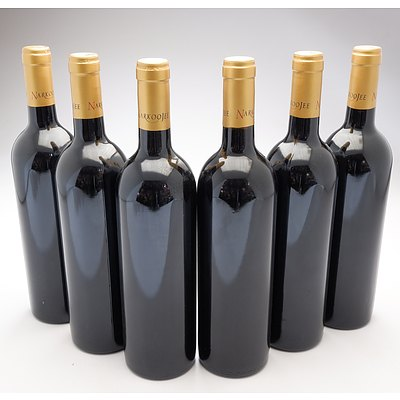 Narkoojee Vineyards Cleanskin Red Wine - Case of Six Bottles