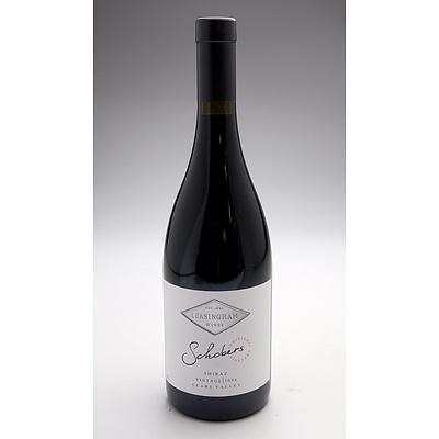 Leasingham Schobers Individual Vineyard Clare Valley 2006 Shiraz