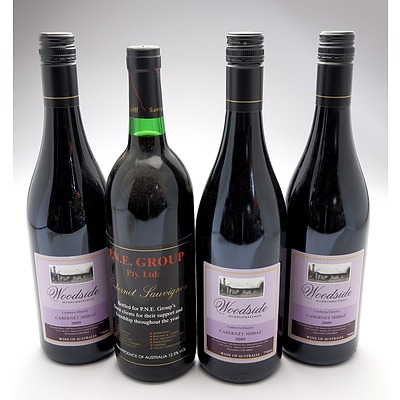 Four Red Wines (4)