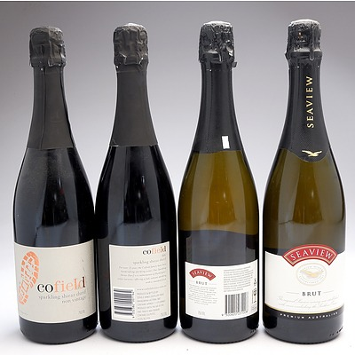 Four Sparkling Wines (4)